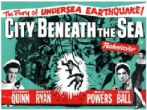 City Beneath the Sea 1953 DVD - Robert Ryan / Mala Powers